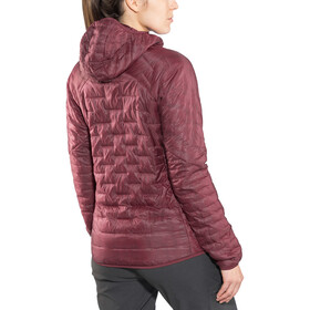 Patagonia Micro Puff Hoody Women arrow red